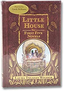 Little House (In the big woods / Farmer boy / On the prairie / On the banks of Plum Creek / By the shores of Silver Lake )