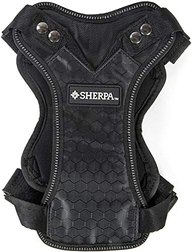Sherpa Travel Crash Tested Ultra Safe Auto Buckle in Pet Harnesses and Travel Bags