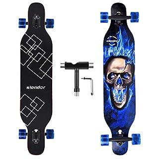longboard for sliding