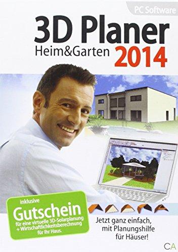 Buhl Data Service 3D Planer Heim & Garten 2014