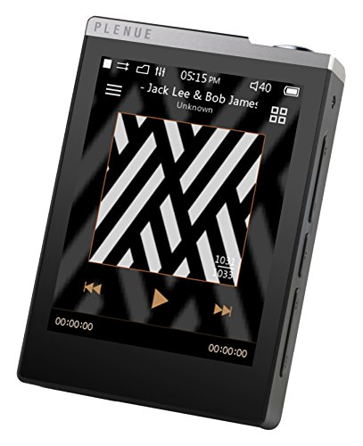 Cowon Plenue D High Resolution Music Player 32GB (Silver/Black)