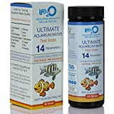 ULTIMATE 14-in-1 Aquarium Test Kit with Trace Heavy Metals | 50 Water Testing Strips for Fresh-Water...