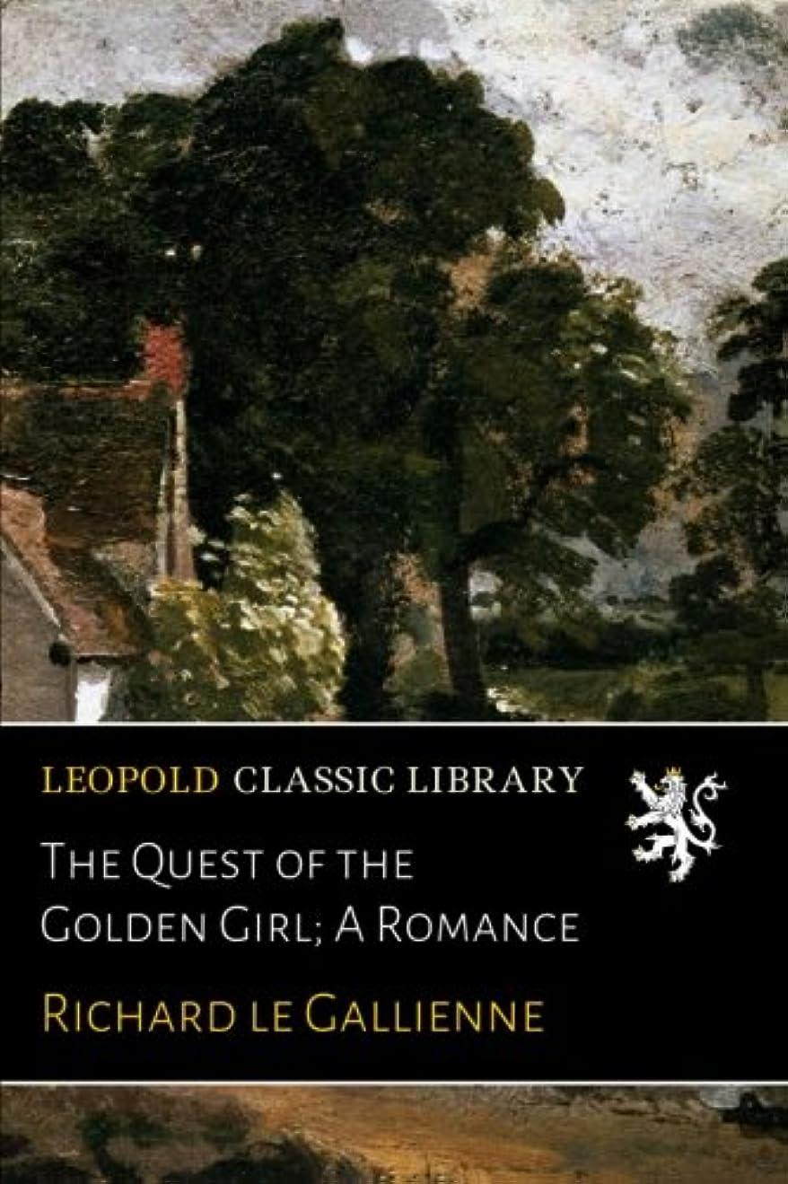 同化するこどもの日上院議員The Quest of the Golden Girl; A Romance