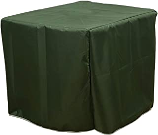 غطاء أثاث حديقة CAIJUN مقاوم للماء غطاء الغبار في الهواء الطلق أخضر سميك قابل للطي مضاد للشيخوخة، حجم مخصص (الحجم: 200 × 2...