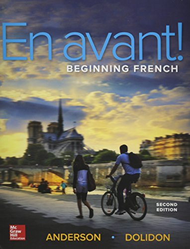 En avant: Beginning French with Connect Access Card