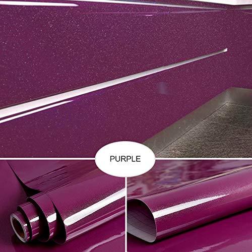 yuandp Oude meubels decoratieve film kast kast verf stickers PVC zelfklevend behang waterdicht home decoratie muur stickers 40cm x 5m