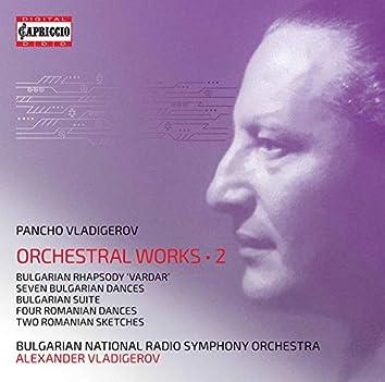 Vladigerov: Orchestral Works, Vol. 2