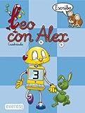 Leo con Álex 3. Escribo. Cuadrícula (Leo con Alex) - 9788424109028
