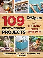 109 Best Weekend Projects