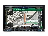 ALPINE X803D-U - Autorradio Multimedia, Pantalla Táctil 8', Navegador