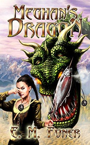 Meghan's Dragon by [E. M. Foner]