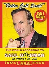 Better Call Saul: The World According to Saul Goodman