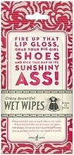 BlueQ - Lip Gloss Wet Wipes