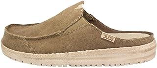 Hey Dude Marty Slip-Ons - Chaussures décontractées pour Hommes - Style Mule - Confort léger - Semelle intérieure Ergonomiq...