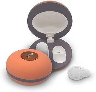 Bluetooth 5.0 Earphones Richgv Wireless In-Ear Headphones (Orange)