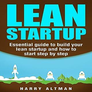 Lean Startup cover art