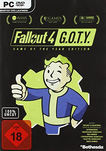 Fallout 4 - Game of the Year Edition - [PC]