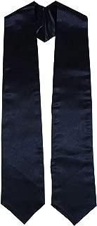 Grad Days Unisex Adult Plain Graduation Stole 60'' Long