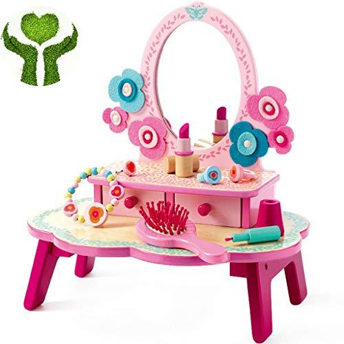 Meisje make-up speelgoed Kinderen Make-up Dressoir Simulatie Aankleden Speelgoed Prinses Speelgoed Make-up Set Make-up Speelgoed Meisjes Verjaardagscadeaus Voor Meisjes Van 3-10 Jaar