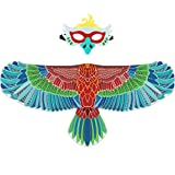 D.Q.Z Bird-Costume Wings for Kids with Bird...