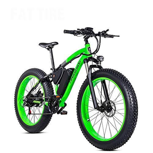SHIJING nieuw ondersteunde elektrische fiets 48V500W mountainbike bromfiets elektrische fiets ebike elektrische fiets lithium elec elektrische fiets
