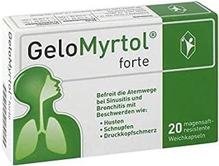 Gelomyrtol Forte Economy Pack 3 x 20 Capsules