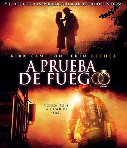 A Prueba de Fuego [Blu-ray]
