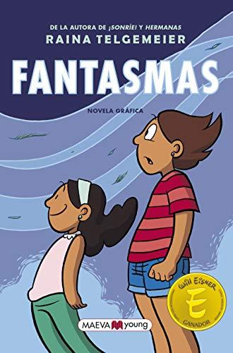 Fantasmas: Edición en español de España, no latino (Novela gráfica)