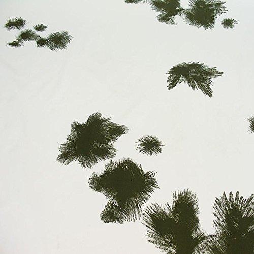 TOLKO Camouflage Stoff aus Baumwolle | Robust farbecht UV-beständig | Flecktarn der Bundeswehr Gebirgsjäger | Armee Uniform Meterware | mittelschwer 150cm breit (Schneetarn)