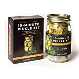 Dill-icious 10-Minute Pickle Kit & Refill Set