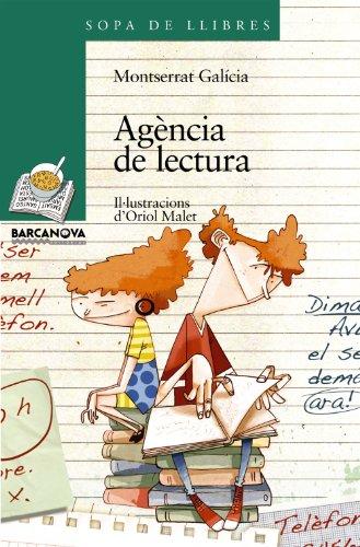 Agència de lectura (Llibres infantils i juvenils - Sopa de llibres. Sèrie verda)