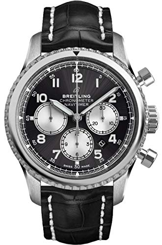 Breitling Navitimer 8 B01 cronografo 43 AB0117131B1P1 orologio da uomo