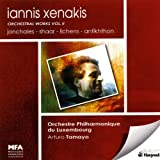 Iannis Xenakis: Orchesterwerke Vol.2