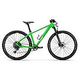 Conor WRC Team NX Eagle 29' Bicicleta, Adultos Unisex, Verde (Verde), XL
