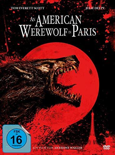 American Werewolf in Paris (Blu-ray + DVD im Mediabook) [Limited Edition]