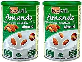 (2 Pack) - Ecomil - Almond Powder   400g   2 PACK BUNDLE