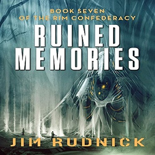 Ruined Memories audiobook cover art