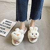 Zapatillas Microondas,Zapatillas De Lanas De Conejo PequeñAs, Vida De...