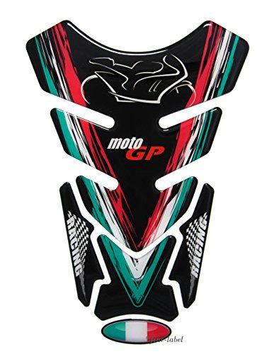 Agusta MV clair pour moto Tank Pad de protection Proteck fabriqu/é en Italie