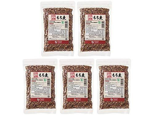 オーサワの有機もち麦 150g×5個                 JANコード:4932828066240 オーサワジャパン株式会社