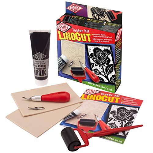 Linocut Taster Kit QEBL2LTK, Probier-Kit