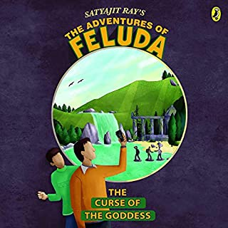 The Adventures of Feluda: The Curse of the Goddess cover art
