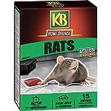 KB Pates Appat Anti-Rats 150gr