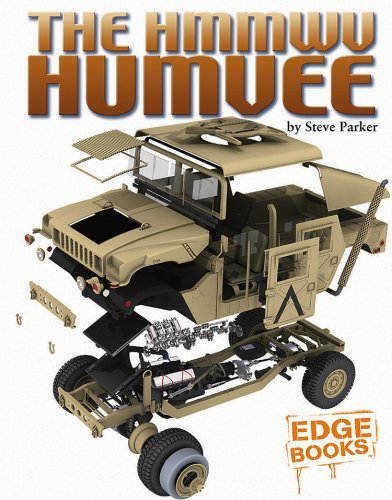 The HMMWV Humvee (Cross-Sections) by Steve Parker (2007-09-01)