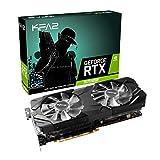 KFA2 GeForce RTX 2070 Super EX [1-Click OC] Tarjeta gráfica 8GB GDDR6-3X DisplayPort/1x HDMI