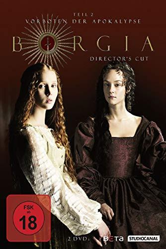 Borgia - Teil 2: Vorboten der Apokalypse (Director's Cut) (2 DVDs)