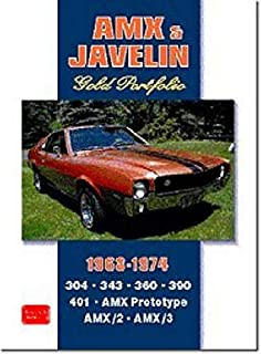 AMX & Javelin 1968-1974 Gold Portfolio
