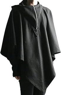 (ネルロッソ) NERLosso ポンチョ メンズ ケープ マント コート ボタン 軽い メルトン カジュアル ビジネス 防寒 ショート 正規品 cmz24233