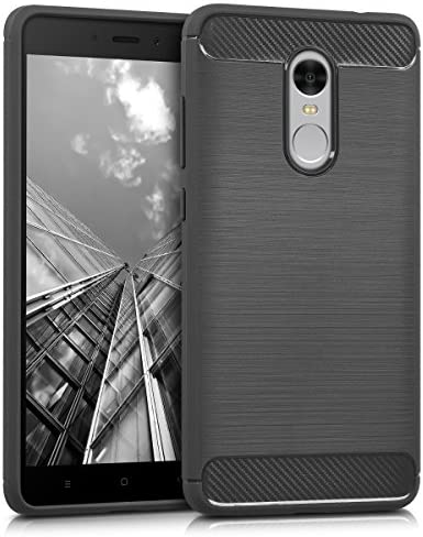 kwmobile TPU Silicone Case Compatible with Xiaomi Redmi Note 4 Note 4X Soft Flexible Shock Absorbent product image