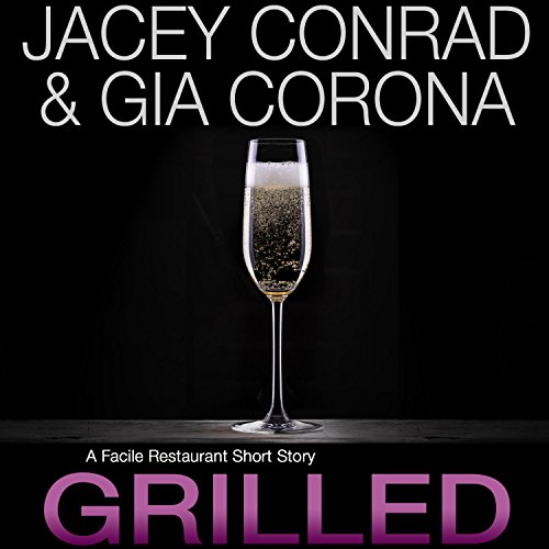 Grilled audiobook cover art